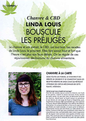 Super chanvre & CBD Top Nature